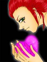 Heart by roxas-desu
