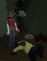 U Dead Man? by RPGCATZ