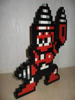 Lego - Drillman by Turoel