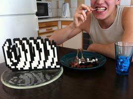 Lego - Tasty Meal by Turoel