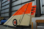 wing tips of the Avro Arrow by fatthoron