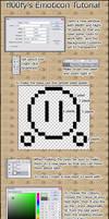 -:Emoticon Tutorial - Base:- by fl00fy