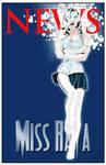 BLC 30 Characters Miss Raya II by JonathanWyke