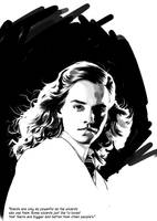 Hermione by JonathanWyke