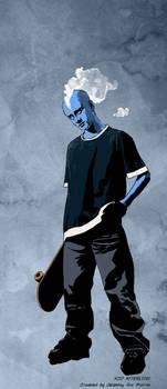 Kid Afterlife! by JonathanWyke