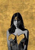 Wonder Woman Icon by JonathanWyke