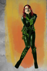 Poison Ivy Colour Play by JonathanWyke