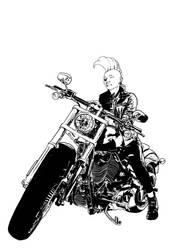 Storm Rider by JonathanWyke