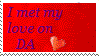 Love Stamp by SonicAmygirl