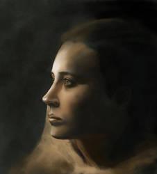 Portrait by Theotenai