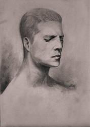 Male portrait by Theotenai