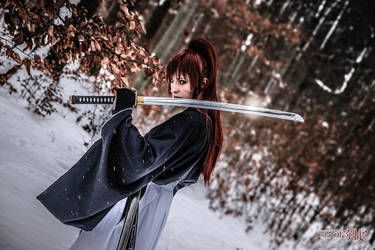 Himura Battosai - Fight for love by RomaiLee