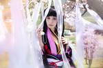 Chizuru - Hakuouki by RomaiLee