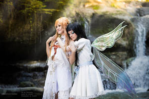 Asuna - Yui - Last Summer Day by RomaiLee