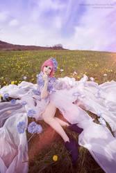 Flowermaid by RomaiLee