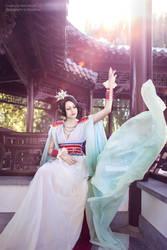 Mulan by RomaiLee