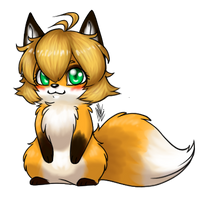DeviantID - Cute Fox - More from me? Yes! OwO by TheYaminoTenshiFox