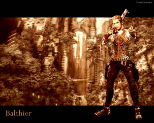 Final Fantasy XII Wallpaper by StrykerZ