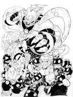 Fan art- Monster Plus by nork
