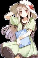 Sakurasou no Pet na Kanojo - Mashiro - Render by Vurdalak84