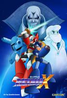 Rockman X by zanahoriaman