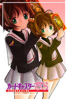 Sakura Kinomoto by zanahoriaman