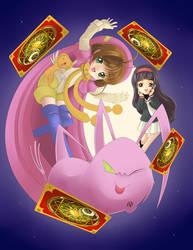 Card Captor Sakura by zanahoriaman