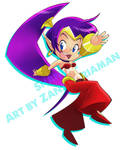 Shantae 2 by zanahoriaman