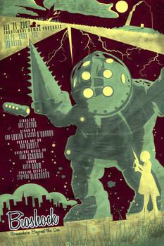 Bioshock by FabledCreative