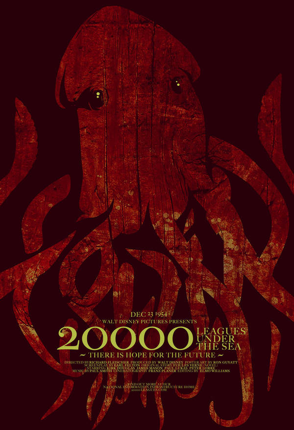 20000 Leagues Under The Sea By Fabledcreative On Deviantart