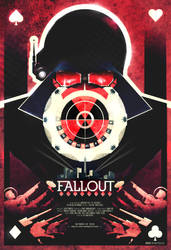 Fallout New Vegas by FabledCreative