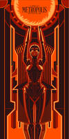 Metropolis by FabledCreative