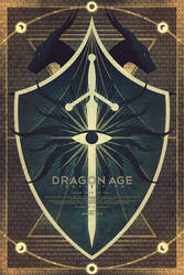Dragon Age Inquisition by FabledCreative