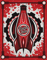 Nuka Cola Classic - Fallout 4 by FabledCreative