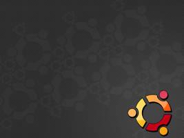 Ubuntu Chemistry Wallpaper by mzm