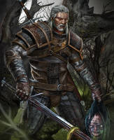 The Witcher by Icemacob