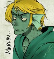 Marlin for Corny63 by luniara