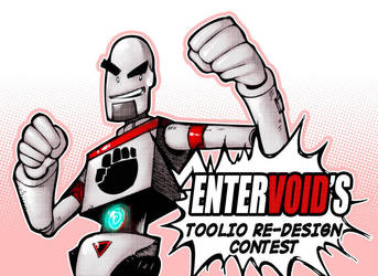 Toolio Redesign Contest header by luniara