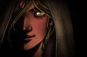 SWTOR - guild sig Maleficent by luniara