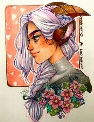 RO - Luniara Floral by luniara