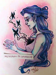 Empty Heart by luniara