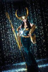 Lady Loki by AnKyeol