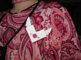 Origami Heart Pins for Japan by mrinx