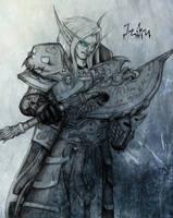 Death Knight Jeiku by mrinx
