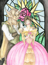Beauty and the Beast by mrinx