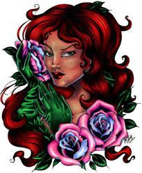 Poison Ivy by mrinx