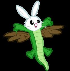 AngelGummy Vector by FizzyGreen