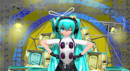 PDFT Heaven feat. Hatsune Miku (ATOLS Remix) by Kristiqn545