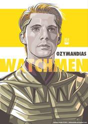Ozymandias by laksanardie