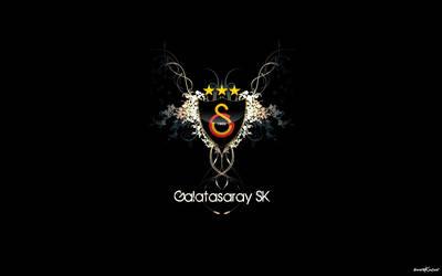 Galatasaray SK Black by emrekucur